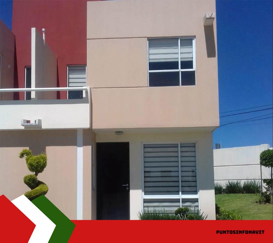 Casas Infonavit en Monterrey